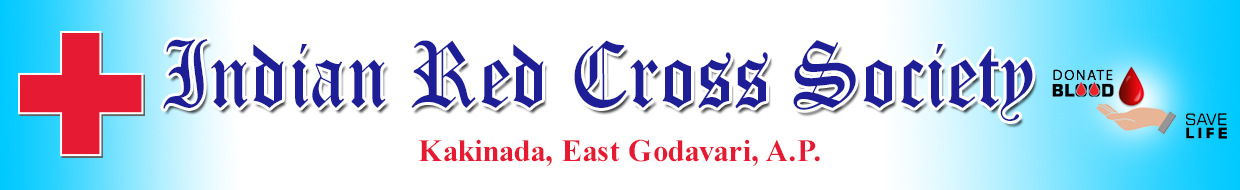 Welcome to Indian Red Cross – East Godavari – Kakinada